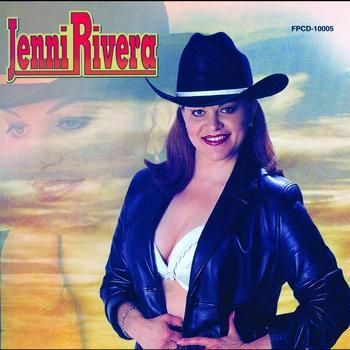 Jenni Rivera - Que Me Entierren Con La Banda (2000) (Album / Disco Oficial)