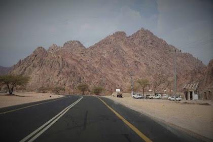 Wisata Religi Jabal Magnet Objek Wisata Populer di Madinah