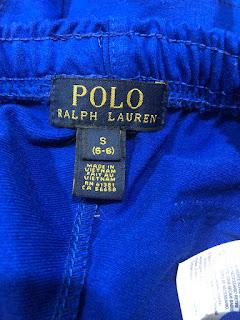 Quần Ralph Lauren Polo bé trai 4T - 10T. Chất da cá hàng vải dư của polo may lên (rất đẹp).quần thêu logo polo . Dây rút thật 2túi xẻ thêu logo polo rất Tây