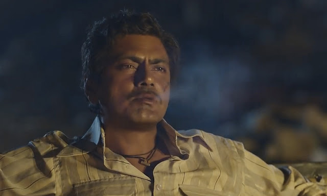 Nawazuddin Siddiqui as Ganesh Gaitonde in Sacred Games, Netflix Original Series