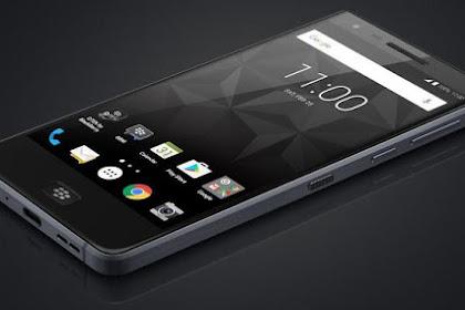 Smartphone BlackBerry Motion Resmi Dirilis, Ini Spesifikasi Dan Harga
