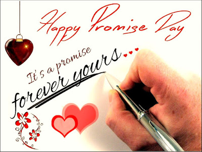 promise day wishes for love