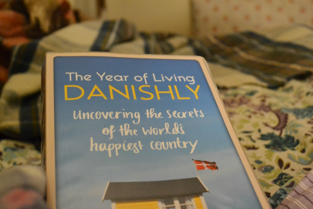 the year of living danishly book library paperback bed