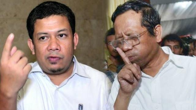 Fahri Hamzah Kekeuh Dengan Audit BPK Soal E-KTP, Tidak Ada Mega Korupsi, Cuma Kurang Bayar, Prof. Mahfud MD. Skak Mat Begini....