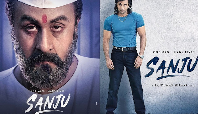 Sanju - Official Trailer | Ranbir Kapoor as Sanjay Dutt