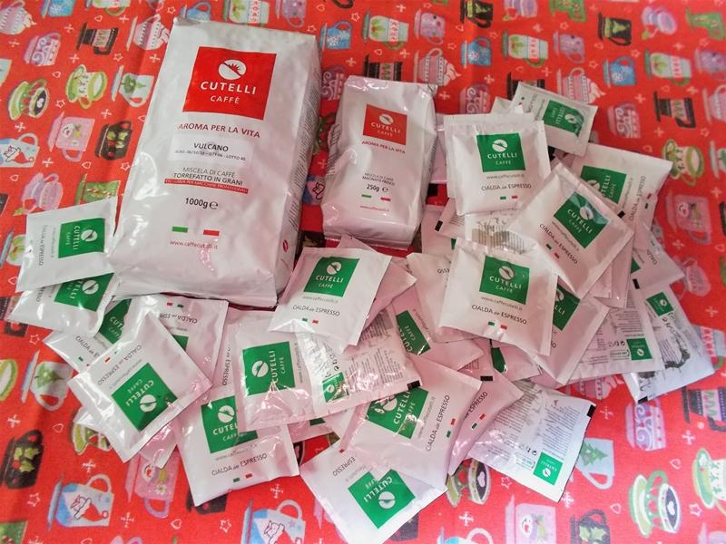 La pagina di rosy caff cutelli alta qualit delle miscele e della produzione - Diversi tipi di caffe ...