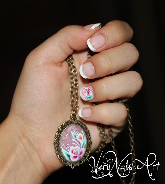 Calcomanias o pegatinas caseras para las uñas + SORTEO