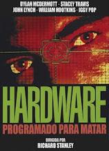 Hardware, programado para matar (1990)