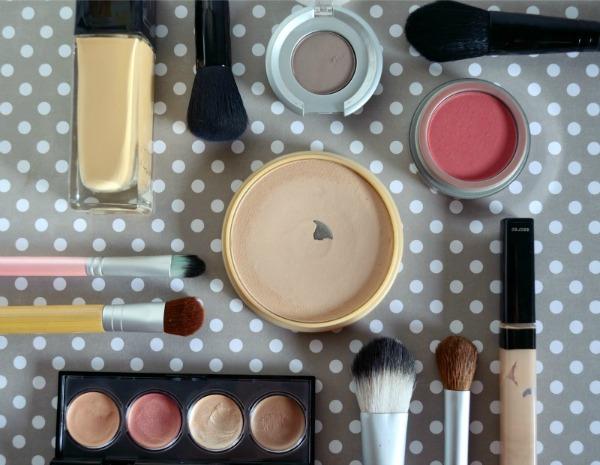 brochas de maquillaje usos para que producto como usar