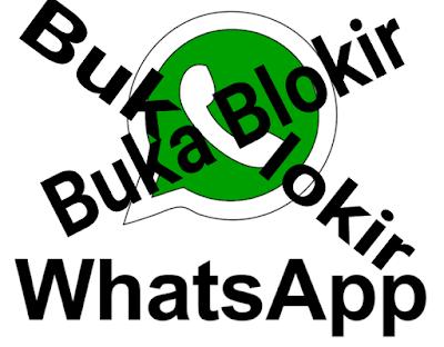 Cara Membuka Whatsapp Yang Diblokir Teman Kita Dengan Mudah
