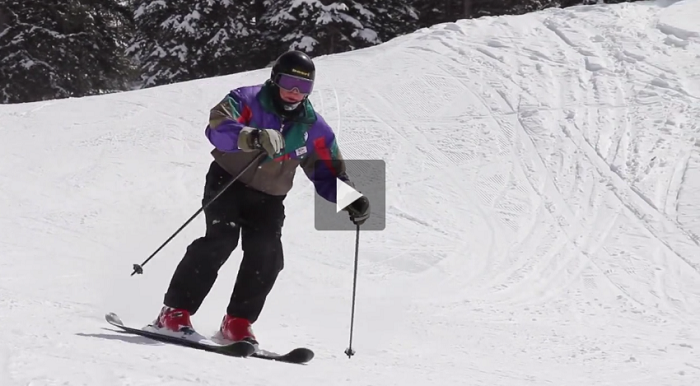 This 95.5 Year-Old Skier Will Inspire You To Get Out There!