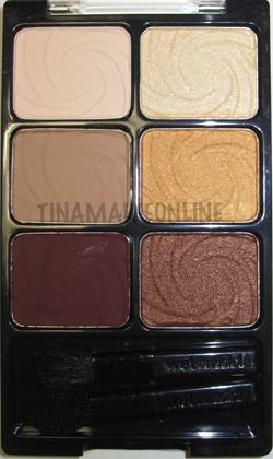Tinamarieonline Series 1 Wet N Wild Vanity Palette Look Amp Tutorial