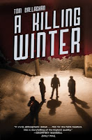 A Killing Winter by Tom Callaghan