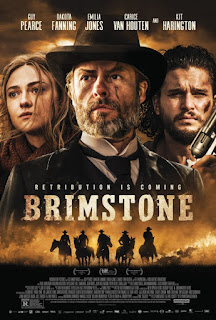Brimstone Movie Poster 2