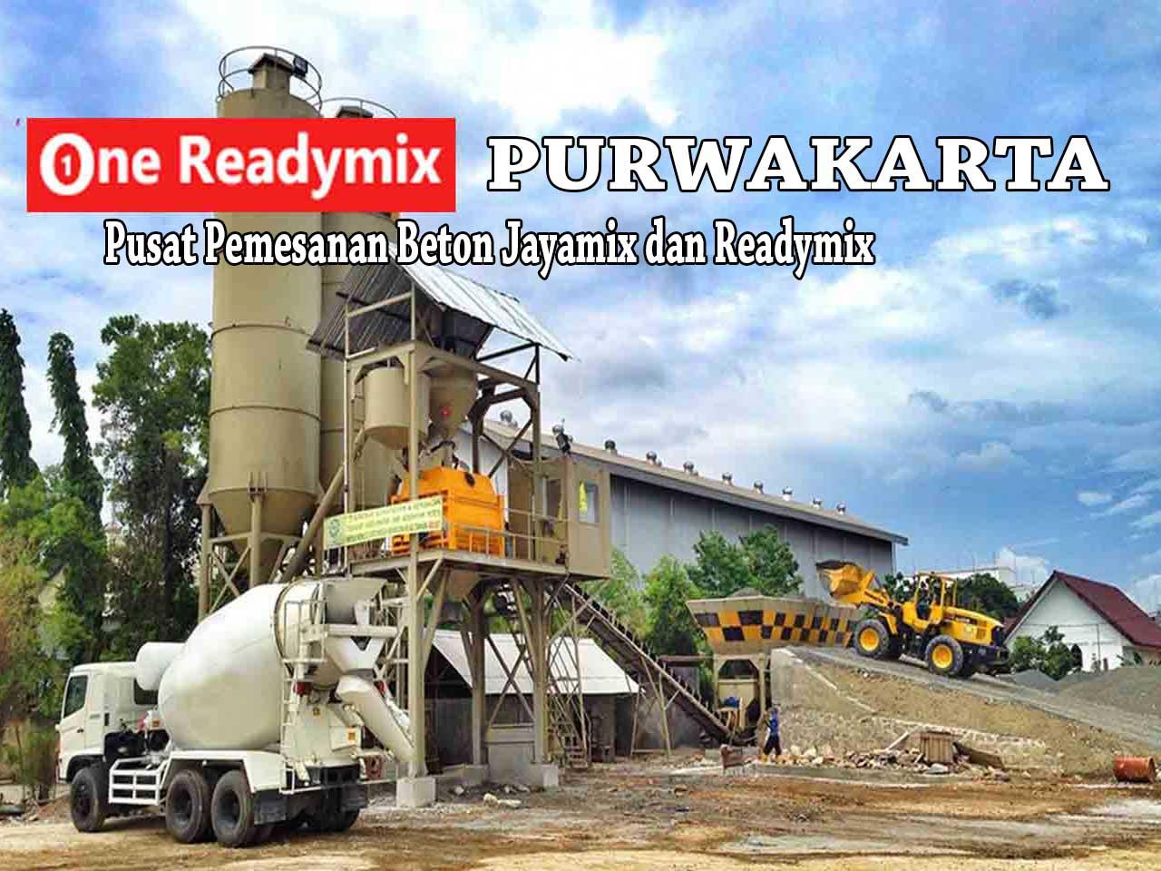 harga beton jayamix purwakarta 2019