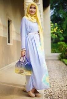 Fashion Muslim Ala Dian Pelangi