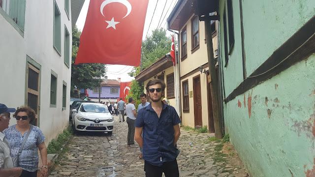 Harun İstenci Bursa'da Cumalıkızık Köyünde