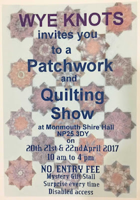 Wye Knots Patchwork and Quilting Show 2017