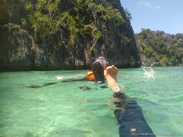 Coron Itinerary, Philippines