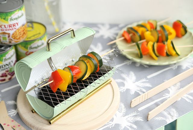 DIY, DIY Crafts, Diy Mini Grill, Diy Grill, Diy Tutorials, Mini Tutorials, Diy Home Decor, Decorations
