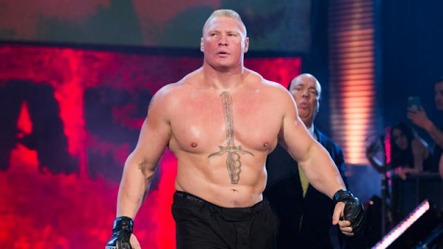 Brock Lesnar diet plan
