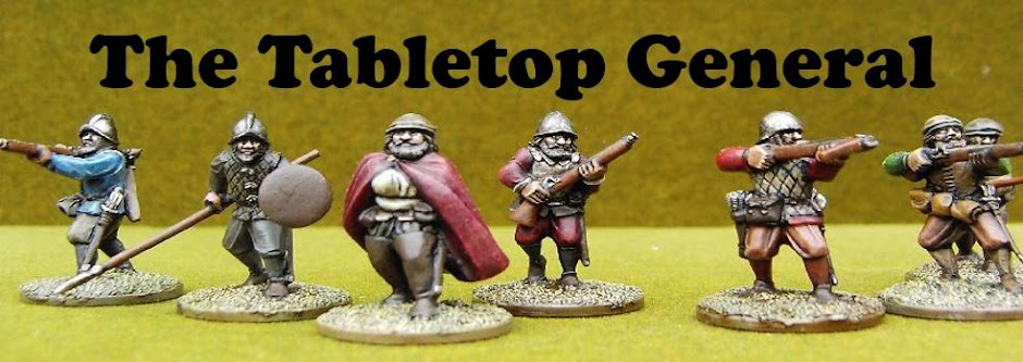 The Tabletop General