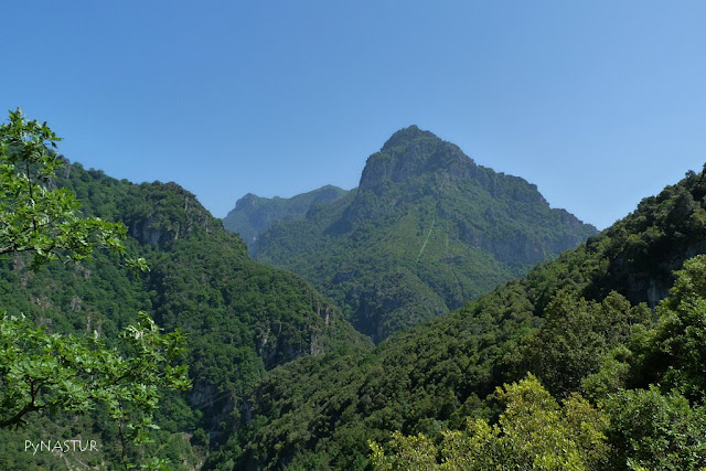 Peña Redonda - Parque Natural de Somiedo - Asturias