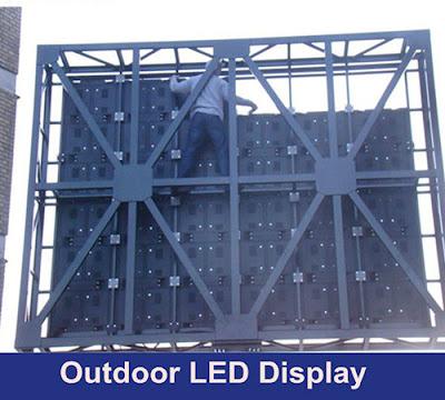 Đơn vị lắp đặt màn hình led p3 ngoài trời tại quận 3