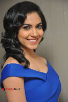 Actress Ritu Varma Pos in Blue Short Dress at Keshava Telugu Movie Audio Launch .COM 0003.jpg