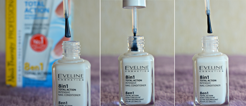 eveline intensive nail conditioner 8 in 1