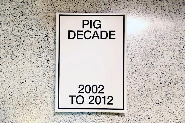 《PIG》、《PIG DECADE》