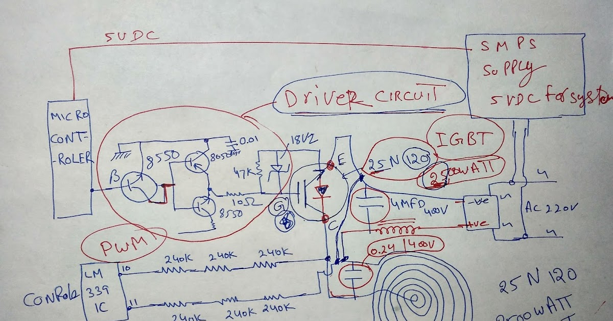 prestige induction cooker circuit diagram cinderella venn compare contrast on heater pure sinewave inverter what is