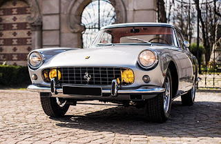 1960 Ferrari 250 GT Coupe Car Front Left