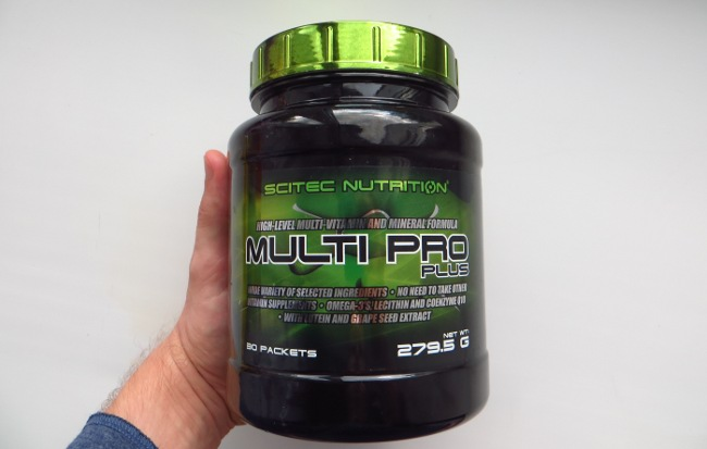 Multi pro 30 pack Scitec Nutrition