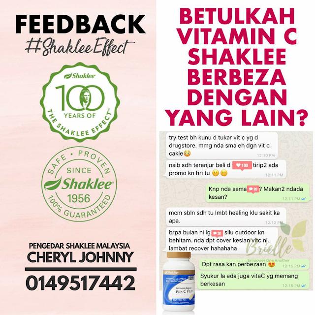 Pengedar Shaklee Malaysia 0149517442