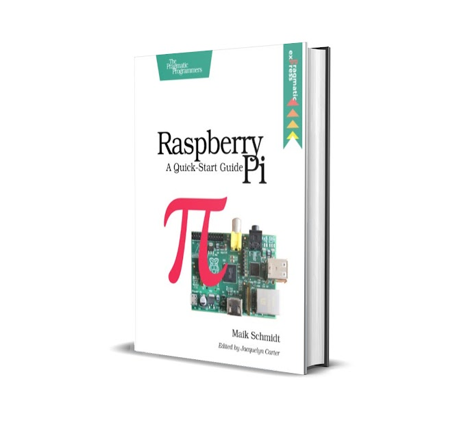 E Book Raspberry Pi: A Quick-Start Guide
