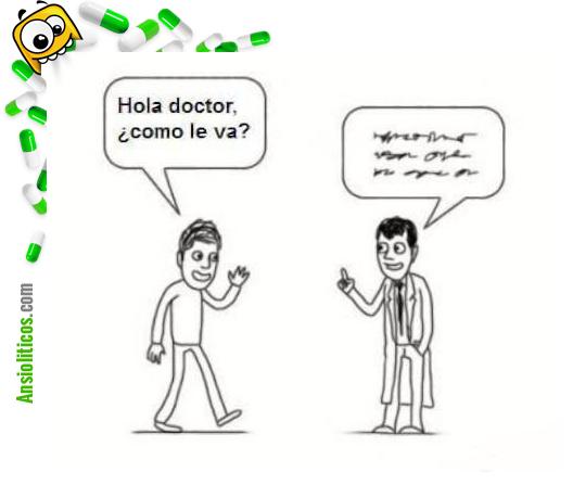 Chiste de Médicos: ¡Hola Doctor!