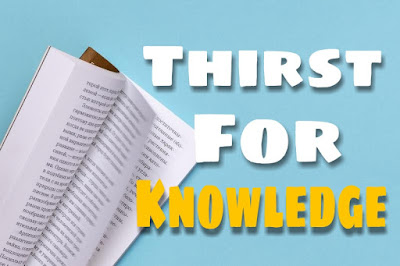 Thirst For Knowledge ( Short Stories )