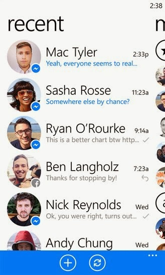 how to make a group on facebook messenger app