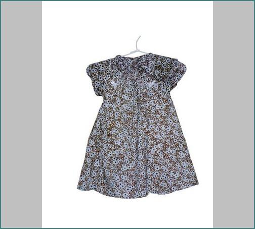 Baju Batik Anak Perempuan: Model Baju Batik Anak Perempuan Terbaru Foto Dan Gambar