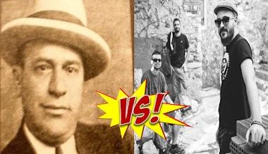 Γιαννάκης Ιωαννίδης vs Villagers of  Ioannina City - Τούτοι οι μπάτσοι!