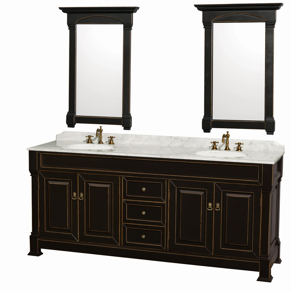 Furniture Sets Of Unique Bathroom Vanities - Interior Home ...