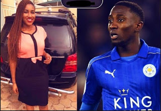 Wilfred Ndidi Set To Marry Dinma (Photos)