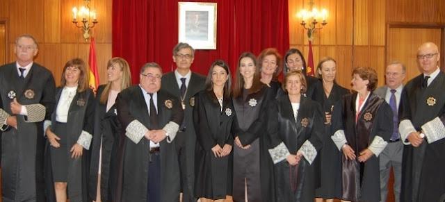 Secretarios judiciales y Derecho procesal