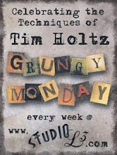 Grungy Mondays - the new Tim challenge