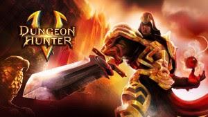 Dungeon Hunter 5 MOD V.2.4.0i APK+DATA