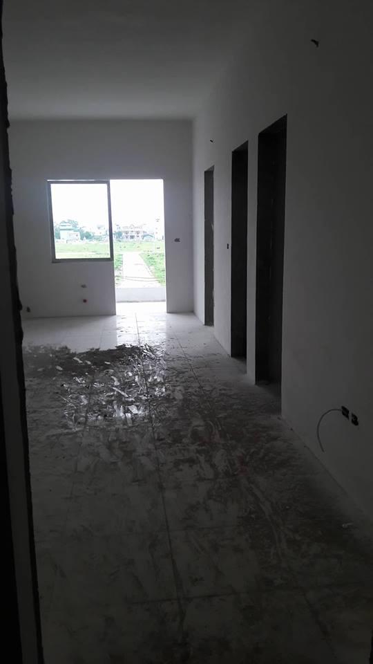 Hình ảnh bên trong căn hộ chung cư HH01 Thanh Hà