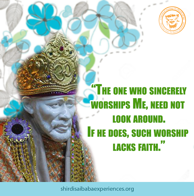 Shirdi Sai Baba Blessings - Experiences Part 2638