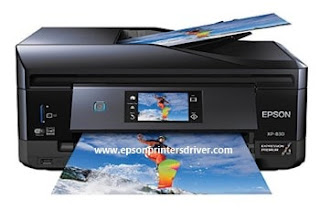 Epson Expression XP-840 Driver