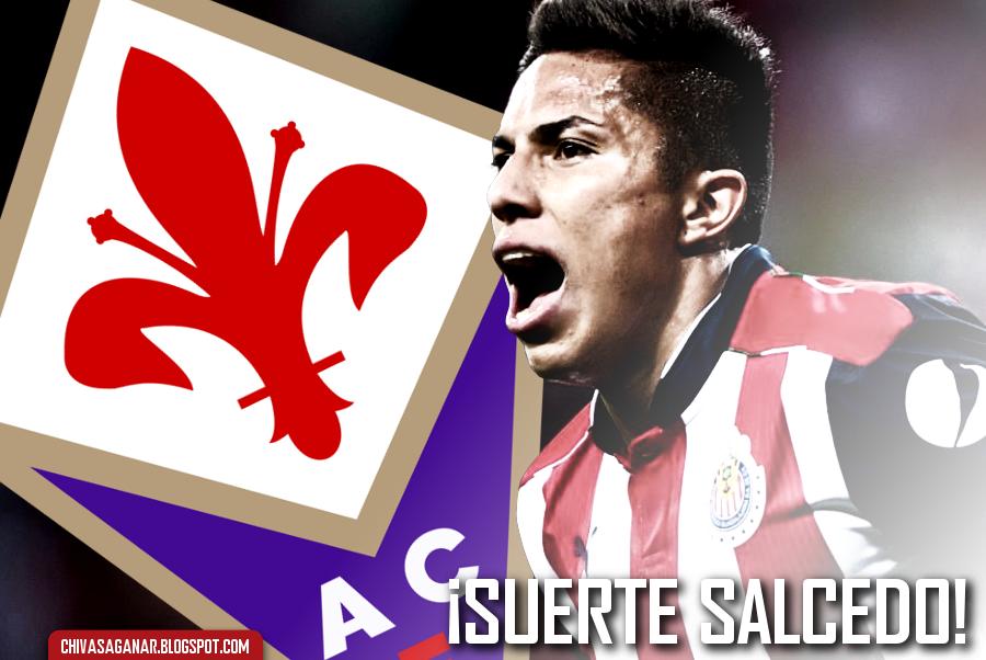 Salcedo será el tercer jugador mexicano que milita en la Serie A.
